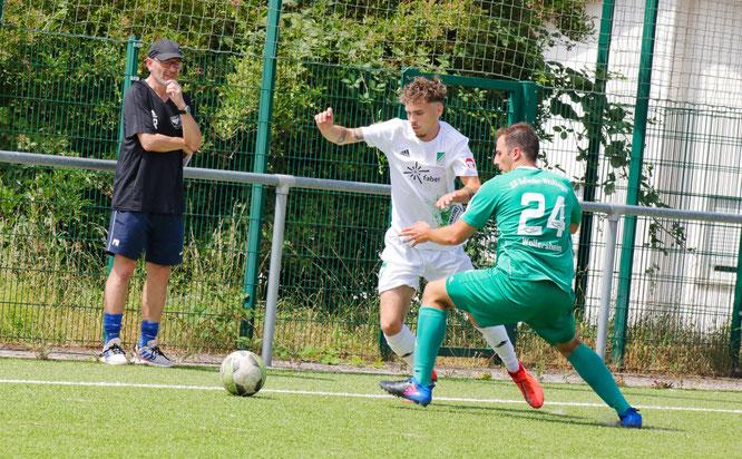 Beim SV Auersmacher soll der Offensivspieler auf der rechten Seite zum Einsatz kommen.