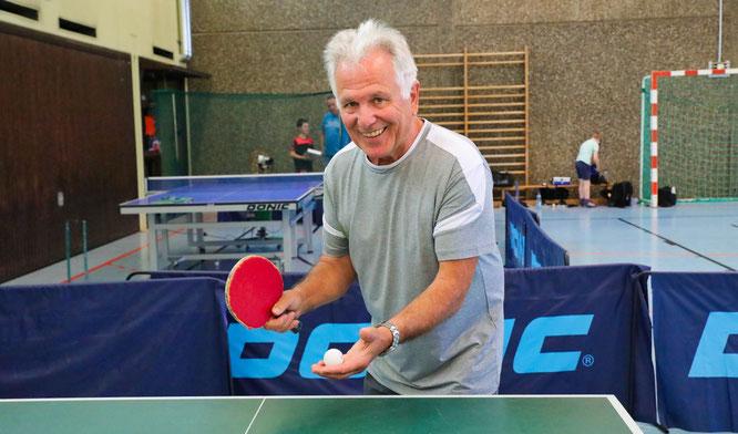Leo Klopp startet am Samstag mit dem TuS Bliesransbach III in die neue Tischtennis-Saison. Doppel-Spiele wird es wegen Corona nicht geben.