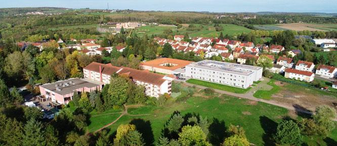 Die Einrichtung der Barmherzigen Brüder in Rilchingen-Hanweiler.
