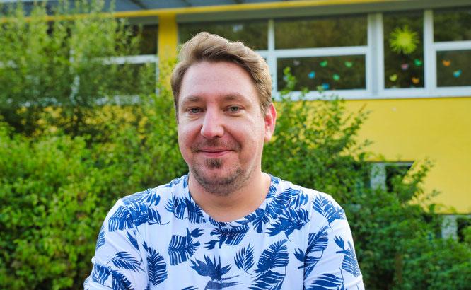 Stefan Jung war auch schon Mitglied des Kleinblittersdorfer Orts- und Gemeinderates.