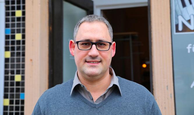 Nico Uhl möchte Bürgermeister von Kleinblittersdorf werden.