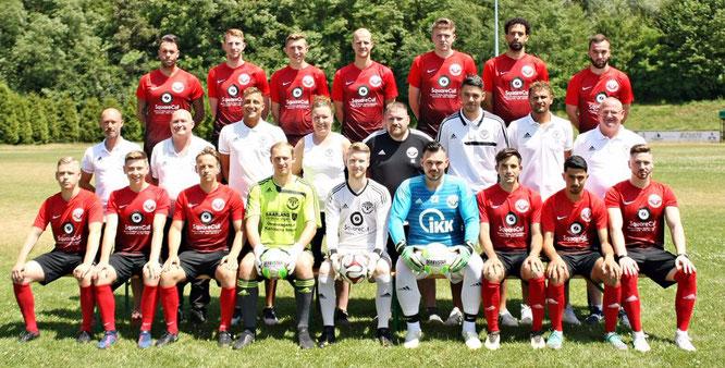 Der FC Kleinblittersdorf gewann in der zweiten Runde beim SV Ludweiler mit 4:1.