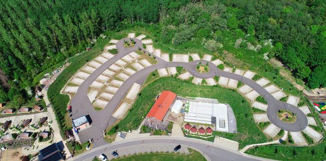 Seit dem 16. März ist der Wohnmobil-Park an der Saarland Therme in Rilchingen-Hanweiler geschlossen.