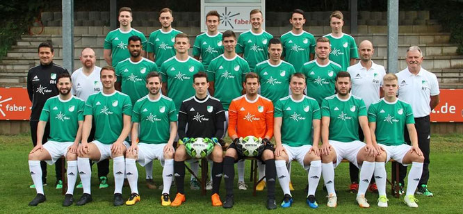 Die Saarlandliga-Mannschaft des SV Auersmacher