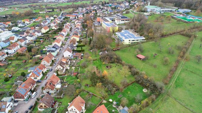 """Wird das Gelände """"Vor dem Allment"""" in Kleinblittersdorf Baugebiet oder nicht?"""