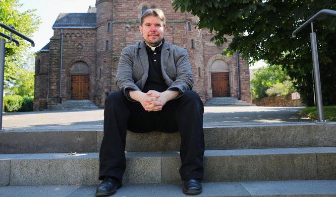 Pastor Matthias Scheer.