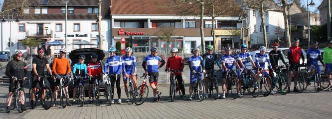 Der Radsportverein Edelweiß Bliesransbach hat die neue Saison eröffnet.
