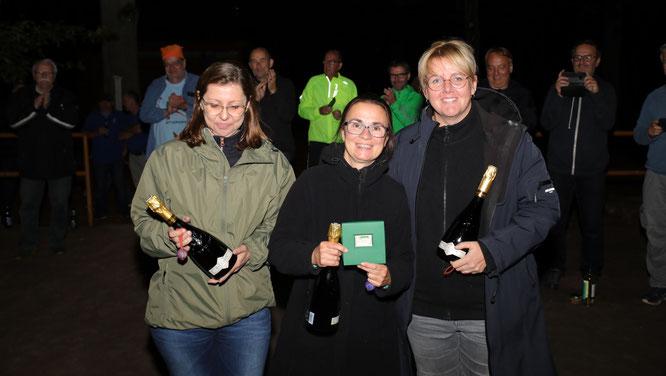 Die Bliesransbacher Frauen kamen bis ins Halbfinale.