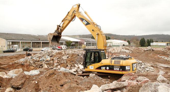 Auf dem ehemalige Sarga-Gelände rollten bereits im Jahr 2008 die Bagger an. Jetzt soll endlich gebaut werden.