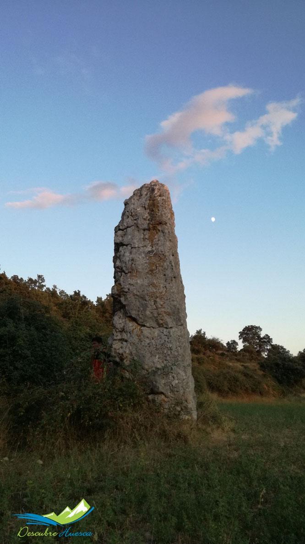 Menhir de Merli