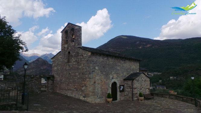 Ermita de San Pedro en Vilanova