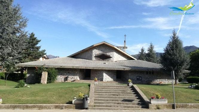 Iglesia Castejón de Sos