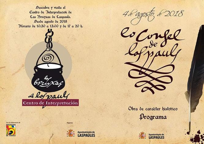 Programa Consell de Laspaúles 2018