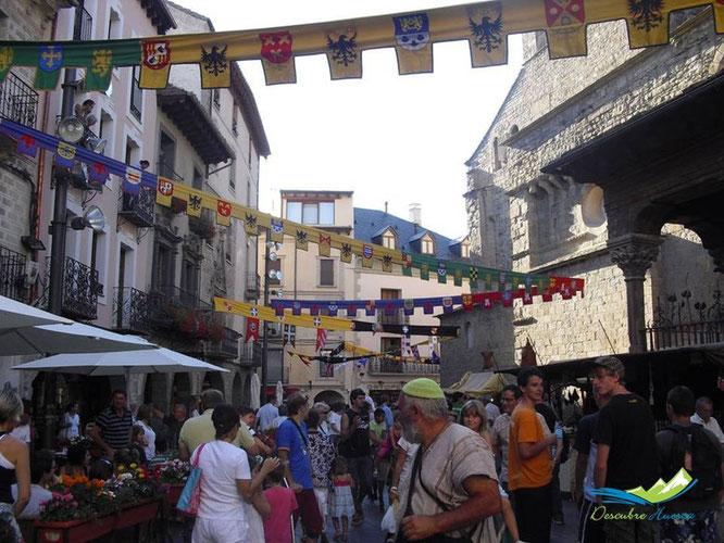 Mercado Medieval Tres culturas jaca