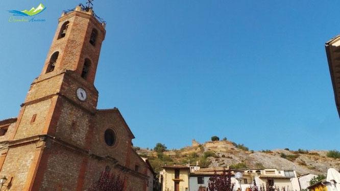 Castillo de Arén