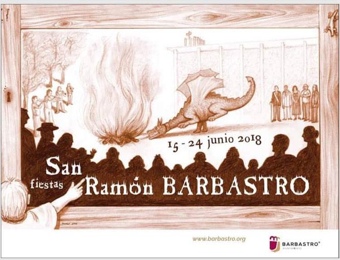 Programa fiestas san ramon barbastro 2017