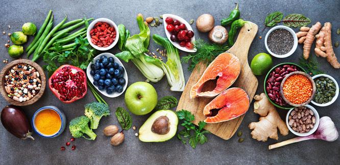 Ernährungsberatung für einen gesunden Körper bei Shape System Aarau