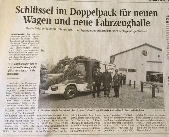 Quelle: Aller-Zeitung 2018