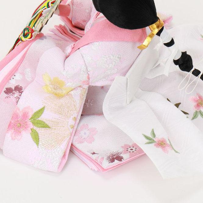 ひな人形 親王飾り 4H11-GP-035 女雛(横)