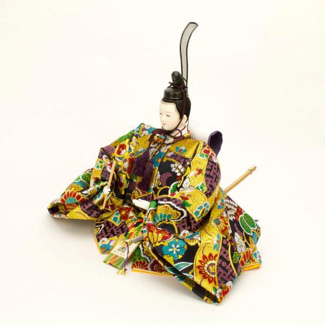 ひな人形 五人飾り 4H15-GP-001 男雛(横)
