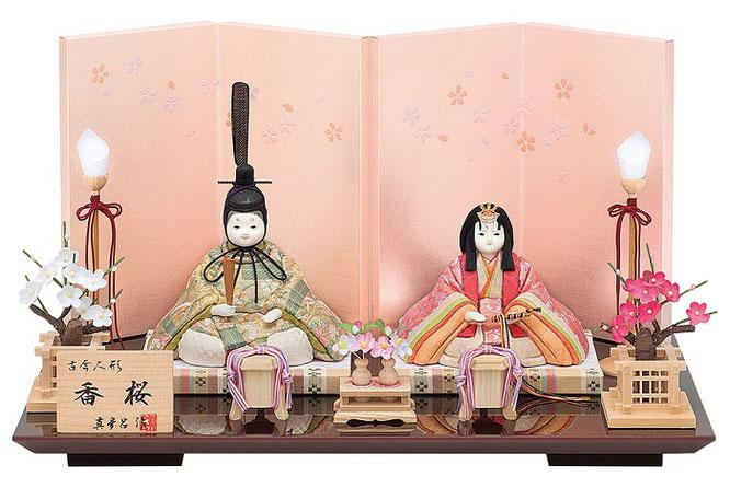 真多呂人形「香桜セット」