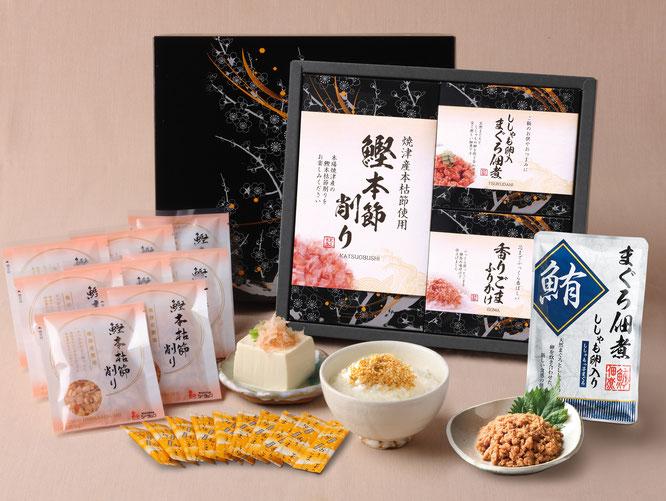 初盆用返礼品 和善の彩りバラエティセット 1,500円(税込価格1,620円)