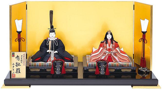 真多呂人形「有職雛セット」品番:1281