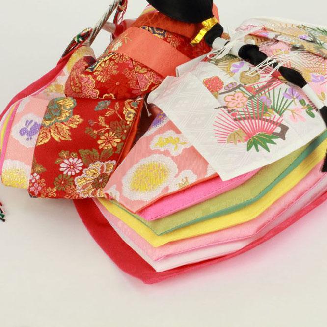 ひな人形 五人飾り 4H15-GP-010 女雛(横)