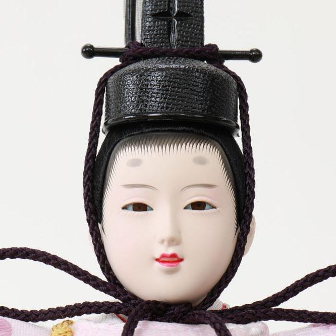 ひな人形 親王飾り 4H11-GP-035 男雛(正面)