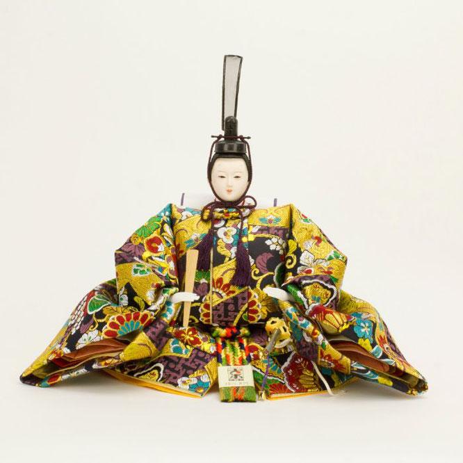 ひな人形 五人飾り 4H15-GP-001 男雛(正面)