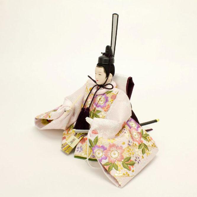 ひな人形 親王飾り 4H11-GP-043 男雛(横)