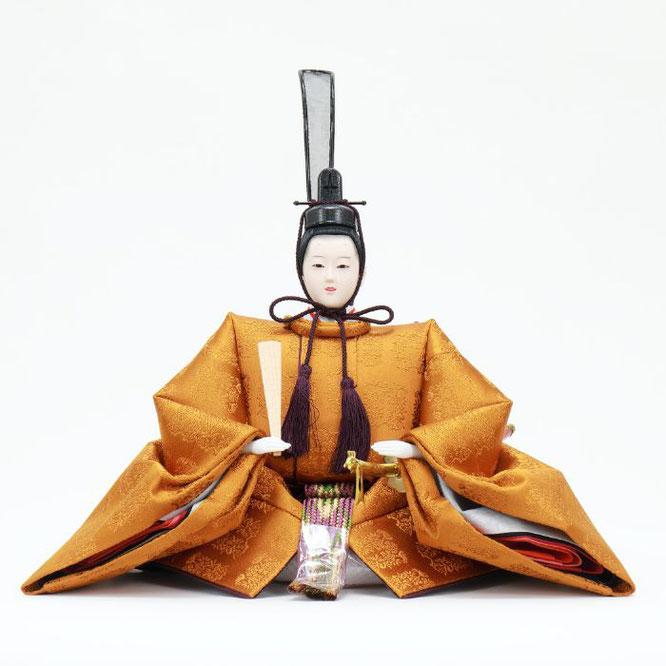ひな人形 五人飾り 4H15-GP-005 男雛(正面)