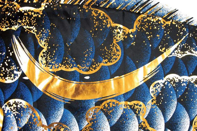 鯉のぼり 豪 弦月イメージ