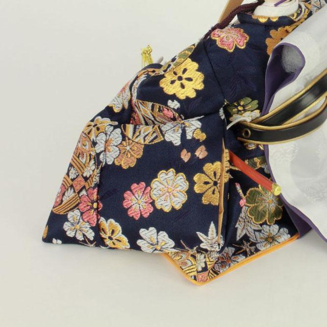 ひな人形 五人飾り 4H15-GP-008A 男雛(横)