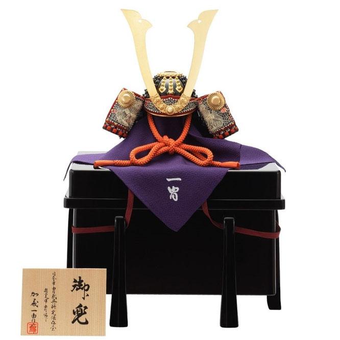 一冑作「三分の一 篠垂付兜」 品番:5-01-0110