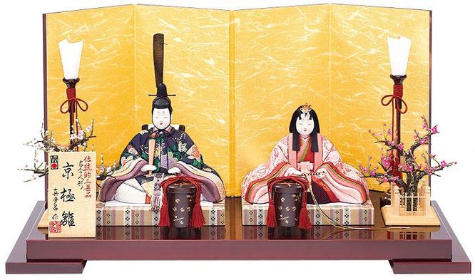 真多呂人形「京極雛セット」B