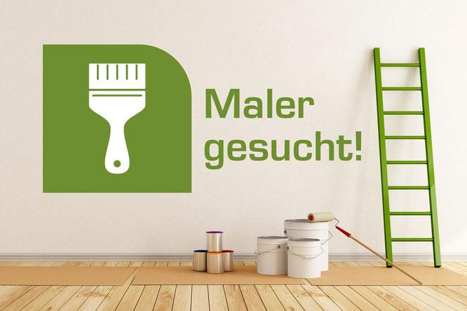 Maler gesucht! Jobs bei Kleinert Malerei in Bremerhaven