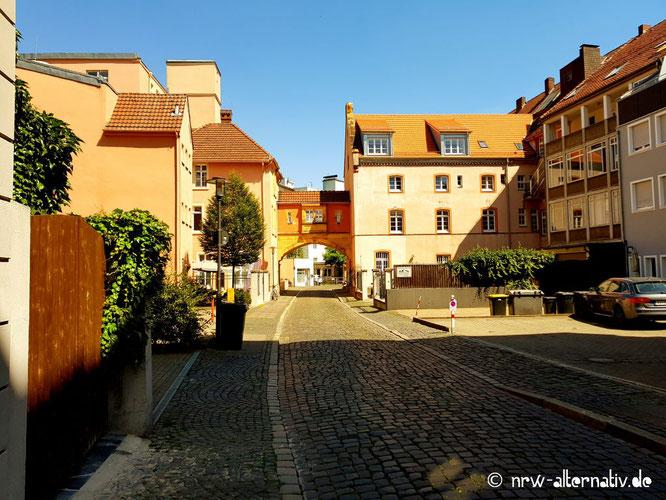 Bild der Altstadt von Bielefeld.