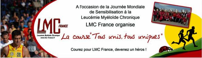 course des heros lmc france lyon paris marseille leucemie leucémie myeloide myéloïde chronique leukemia cml