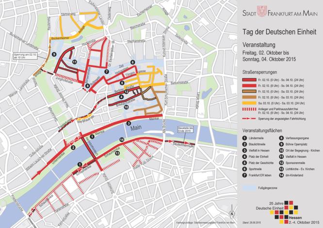 Quelle: Stadt Frankfurt am Main Grundlage: Straßenvermessungsamt Frankfurt am Main