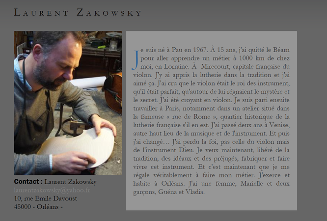 laurent zakowsky