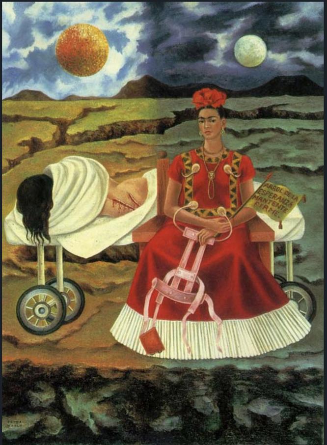 《希望の木、強いまま》(1946年)