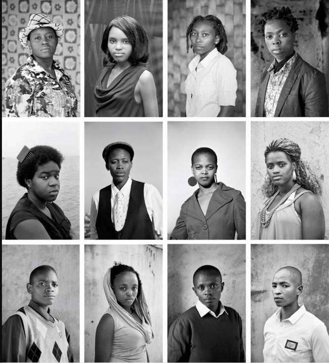 Zanele Muholi – Faces and Phases, 2007–2013