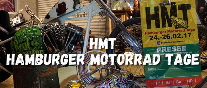 HMT - DFie Hamburger Motorrad Tage