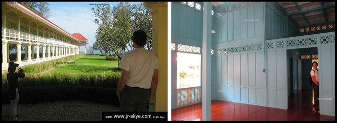 """""""I´m watching Maruekhathaiyawan Palace between #HuaHin and Cha Am, 135 km south of #Bangkok #Thailand""""..."""