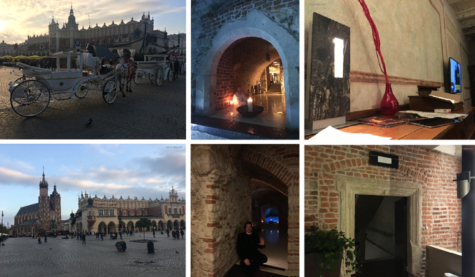 Gothic, Renaissance, Baroque, Classicism...and Romanesque. Great days in #Krakow with @GajdaLiza Thanks HOTEL STARY - room 303 (17-20 Nov.) was amazing. ´Team England´ stayed here during EURO 2012! #LuxuryTravel #historic #architecture #business.""