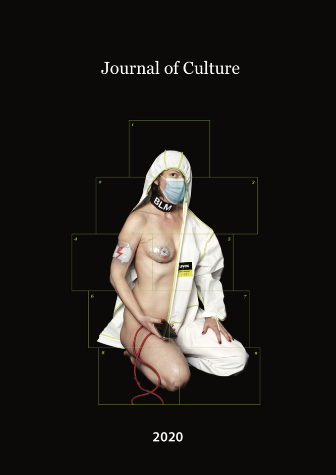 Cover des aktuallen Journal of Cultures, der Jahresausgabe 2020.
