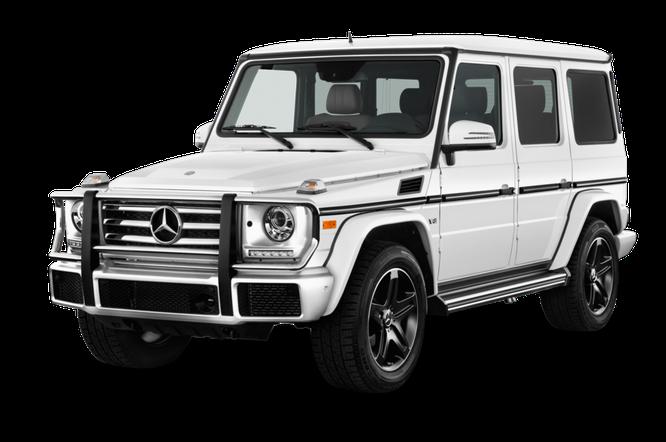 Mercedes-Benz G-Klasse Handbücher PDF