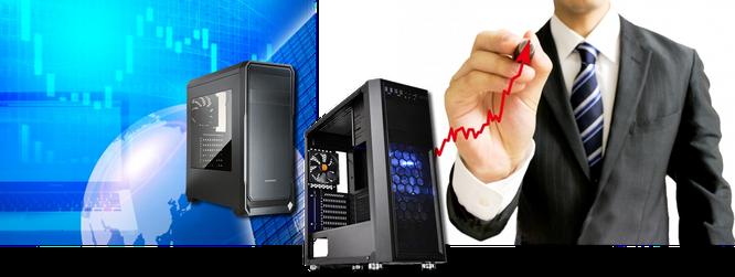 自動売買EA用PCは長時間稼動耐久試験をクリアした高耐久PCであることが不可欠です!