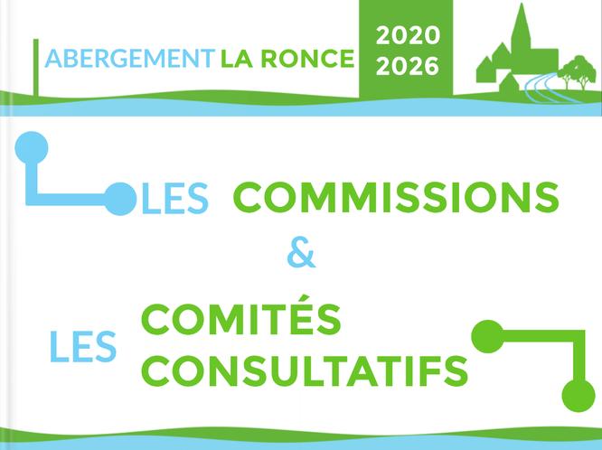 Cliquer sur l'image pour accéder à la présentation des comités consultatifs et des commissions